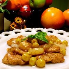 意大利洋葱焖肉