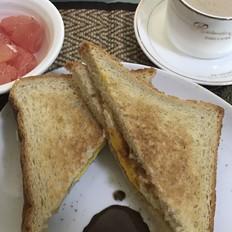 吐司面包三明治