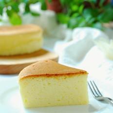 轻芝士蛋糕