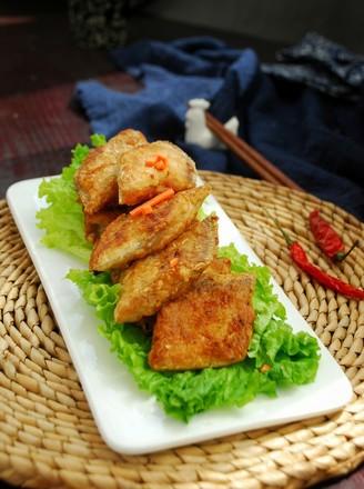 干煎带鱼#午餐#的做法