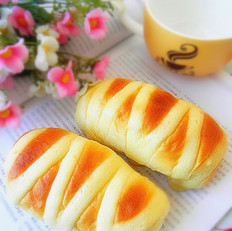 淡奶油面包