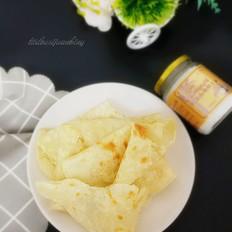 椰香糖油饼