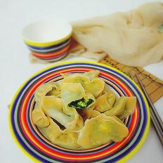 双色水饺#晚餐#