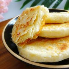 椒盐芝麻烧饼