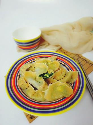 双色水饺#晚餐#的做法