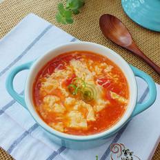 番茄鸡蛋汤