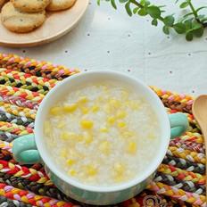原味玉米粥