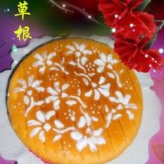 豆浆戚风蛋糕