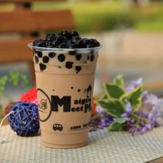 珍珠奶茶(奶精版)