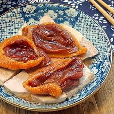 香芋蒸广式腊鸭