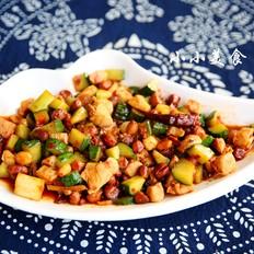 宫保鸡丁:超受欢迎的下饭菜