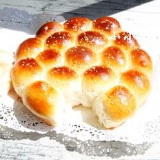 金钱小面包:开学季的早餐面包,做法简单、食材更简单