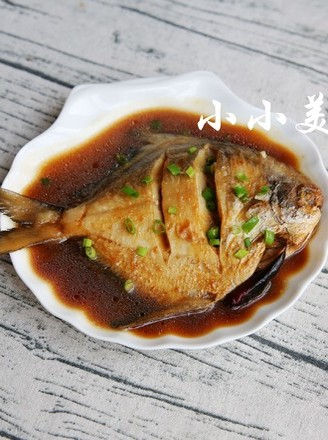 烧平鱼:滋味浓郁,肉嫩鲜美的做法