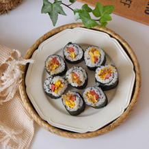肉松寿司#早餐#