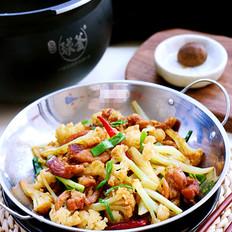 干锅菜花#苏泊尔第三季晋级赛#