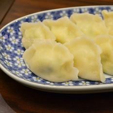 西葫芦鸡蛋水饺