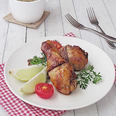 黑椒烤鸡腿