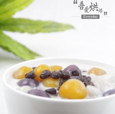 台湾著名甜点——芋圆
