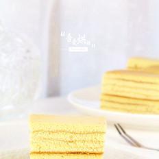 蜂蜜千层蛋糕