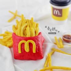 """麦当劳""""薯条"""",怎么吃都不会上火"""