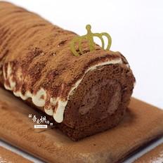 脏脏蛋糕卷
