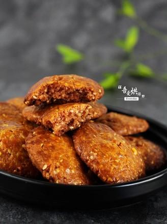 广东四大名饼之一:鸡仔饼的做法
