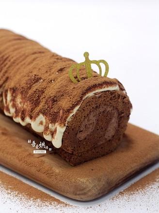 脏脏蛋糕卷的做法