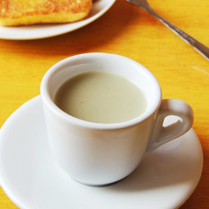 花生绿豆浆#早餐#