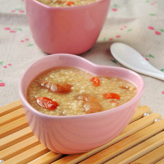 桂圆小米粥#早餐#