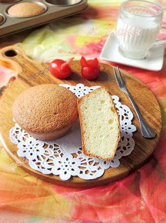 分蛋海绵小蛋糕的做法