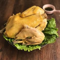 砂锅盐焗鸡