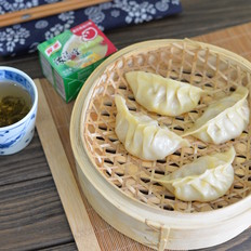玉米猪肉饺子