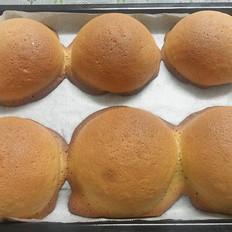 墨西哥红豆沙面包