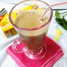 姜汁红糖奶茶