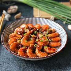 香辣对虾 #午餐#