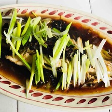 清蒸豆豉石斑鱼