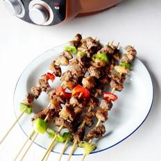 香烤羊肉串