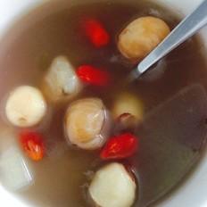 莲子桂圆枸杞冬瓜汤