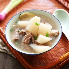 【一碗暖脾胃】萝卜马蹄羊肉汤的做法大全