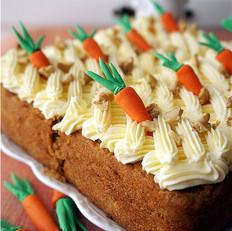异国风味胡萝卜蛋糕