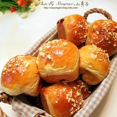 蔓越莓奶酪小面包