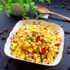 松仁玉米的做法大全