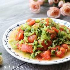 芹菜西红柿的做法大全