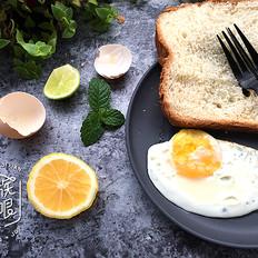 满满能量的营养早餐——蔓越莓方包