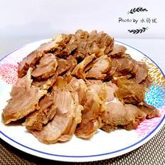 霸王超市丨酱牛肉(豆瓣酱)