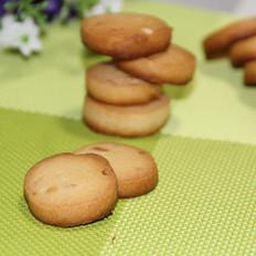 核桃花生酱饼干