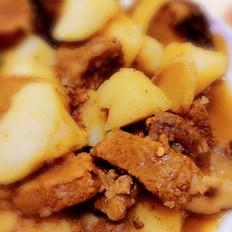 土豆烧牛肉战斗民族的最爱!