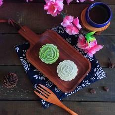 冰皮月饼(附豆沙做法)