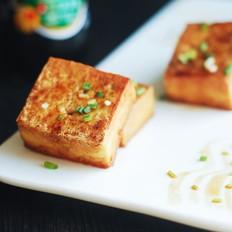 古法煎豆腐