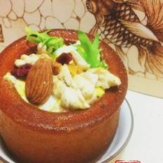 盆栽(蛋糕沙拉)
